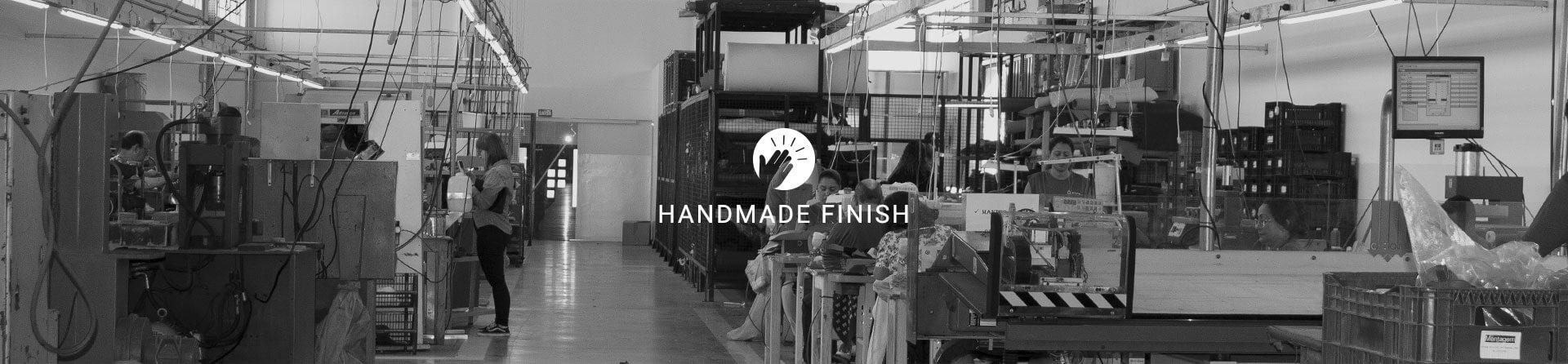 Handmade Finish